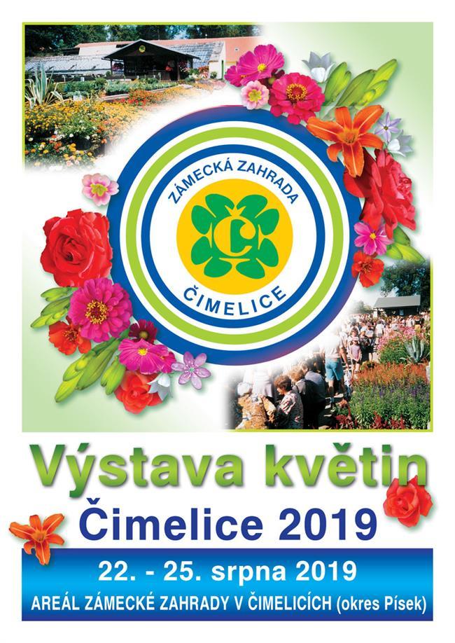 Výstava květin Čimelice 2019